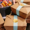 Take Out Containers Party Favors