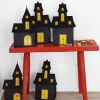Haunted Houses Crafts