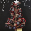 Chalkboard Advent Calendar DIY