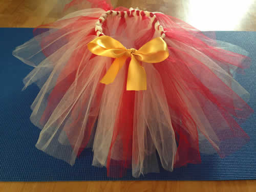 Tutu with Tulle