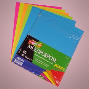 multipurpose construction paper