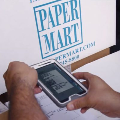 Paper Mart FedEx SameCity