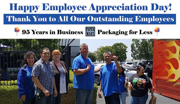 Employee Appreciation Cover 2016