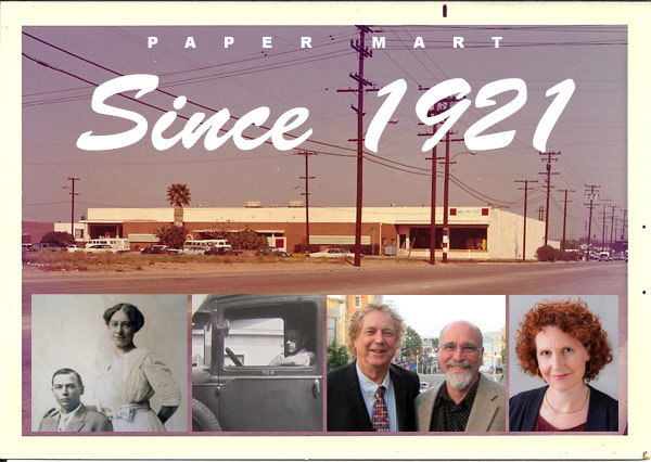Paper Mart - Since 1921