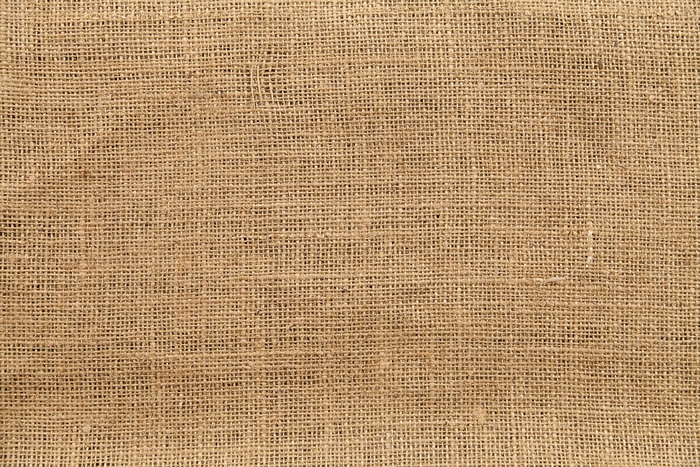 What color is burlap for What is burlap material