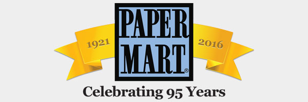 Paper Mart 95th Anniversary