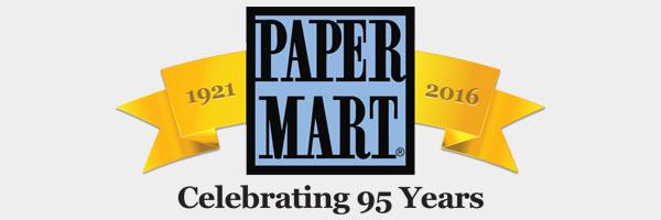 Paper Mart 95th Anniversary