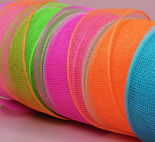 Deco Mesh Ribbon