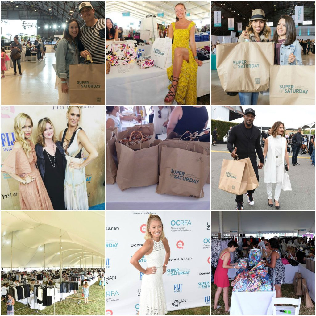Paper Mart Sponsors Super Saturday for the Ovarian Cancer Research Fund