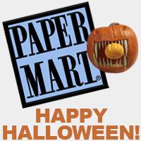 Happy Halloween from Paper Mart