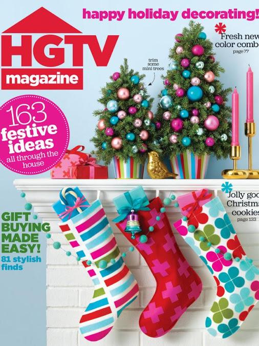 Paper Mart Featured in HGTV Magazine