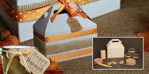 Paper Mart Gable Boxes