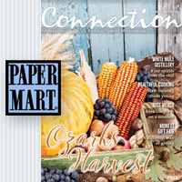 Paper Mart in Connection Magazine