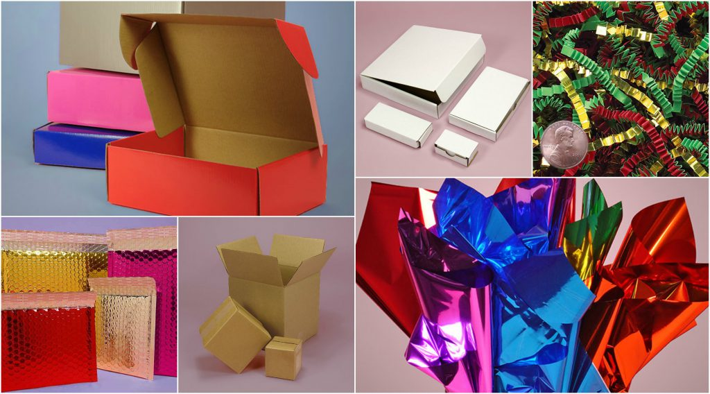 Gift Wrapping Guide to Shipping Gifts