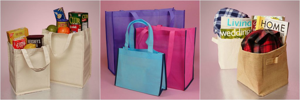 Reusable Shopping Bags - Prepare for the Plastic Bag Ban