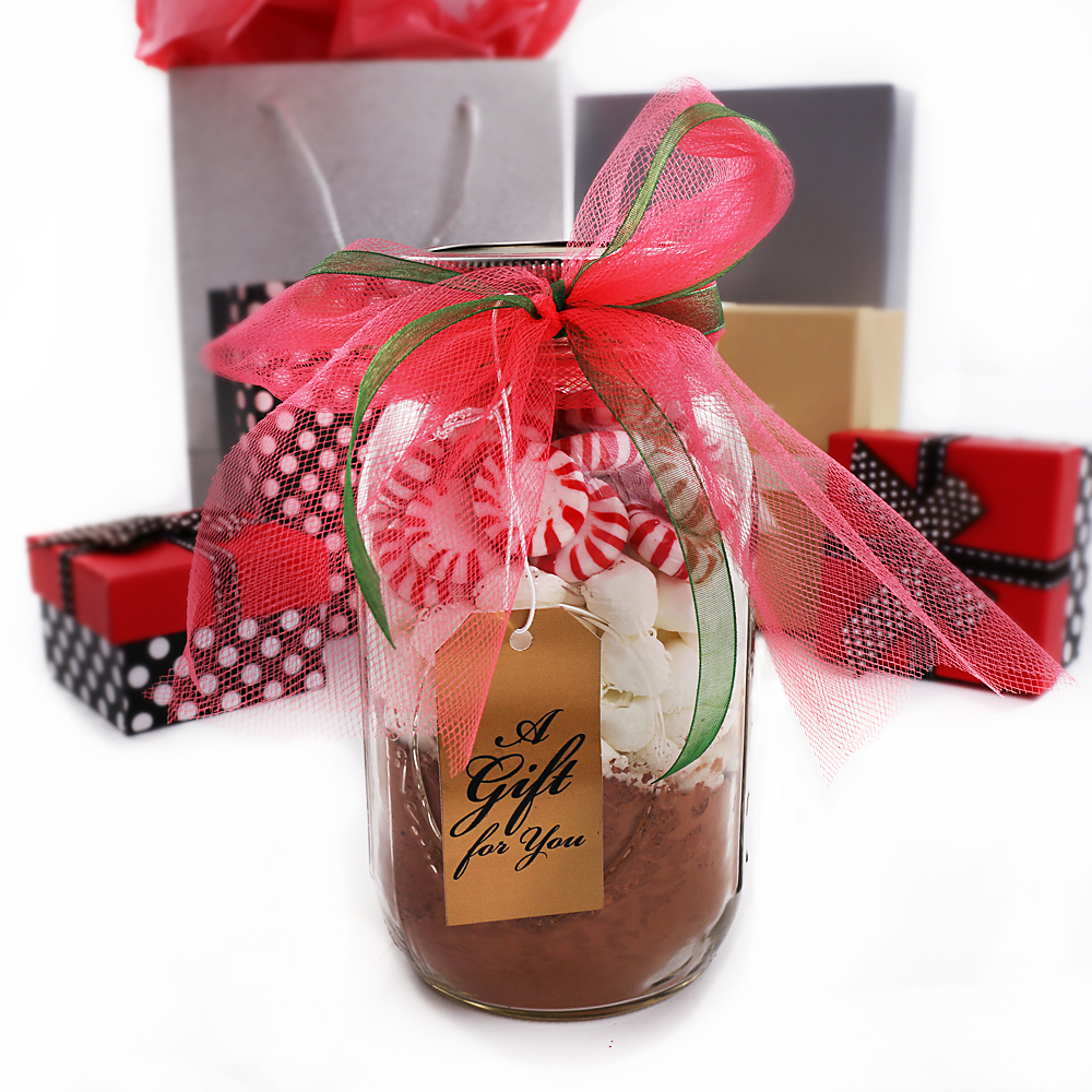 Last-Minute Simple DIY Hot Chocolate Gift | Papermart.com