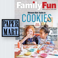 Paper Mart in Family Fun magazine