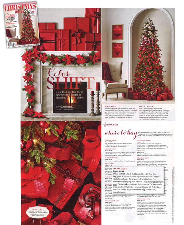 Christmas Ideas Better Homes And Gardens