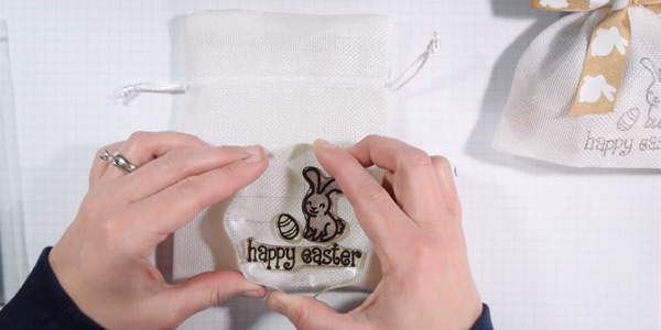 Easter gift bags