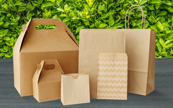 eco-friendly industrial packaging