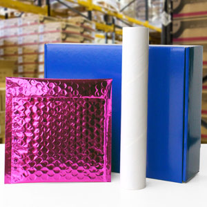 industrial packaging selection