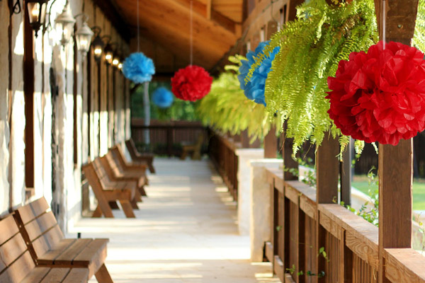 Summer Party Decorations