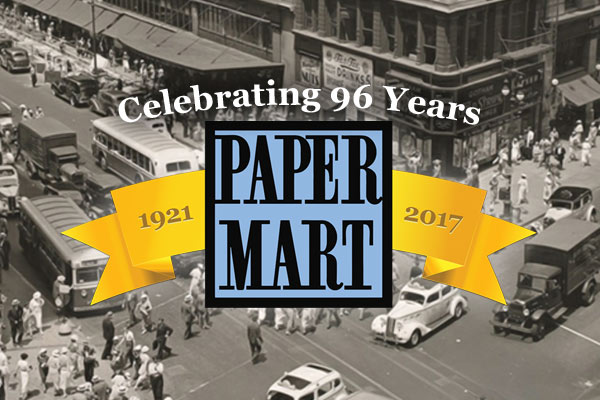 Celebrating 96 Years of Business
