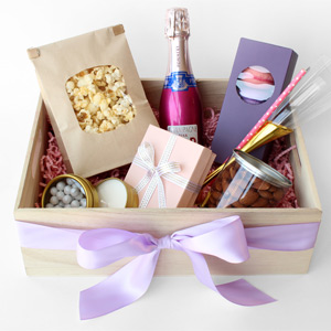 Video Diy Gift Box For Your Bridesmaids