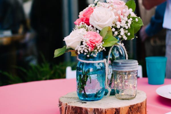Budget-Friendly Centerpiece Ideas for Wedding Planners