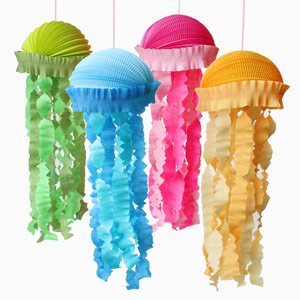 jellyfish party decorations