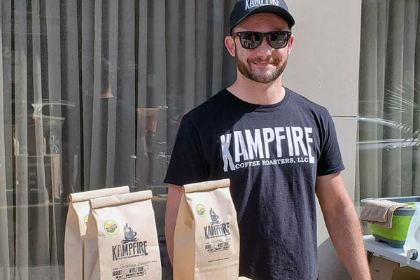 Kampfire Coffee