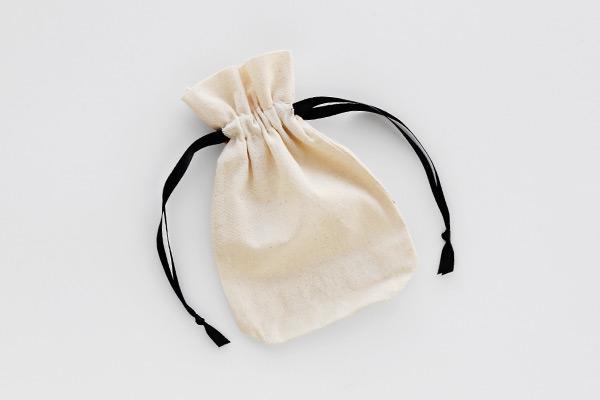 muslin bags