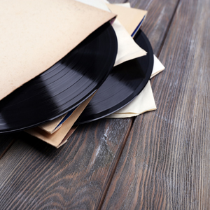 how to ship vinyl records