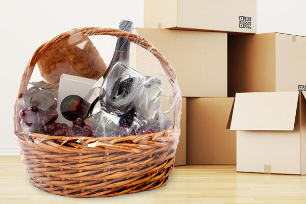 how to ship a gift basket