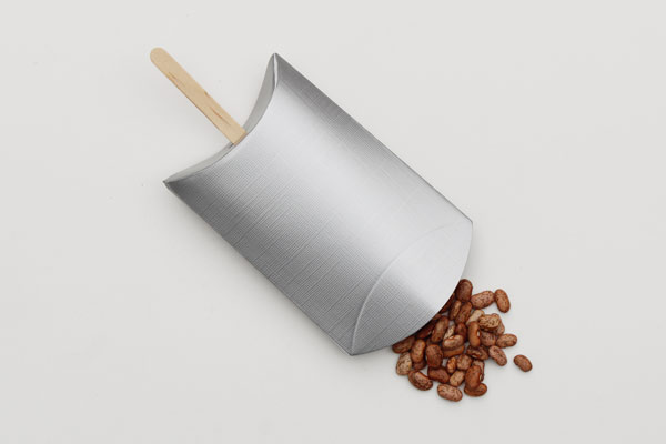 pillow shaker and dried beans