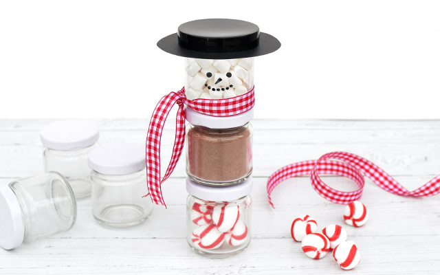 hot cocoa gift how to