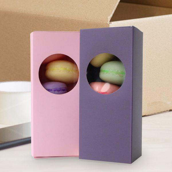 shipping macarons