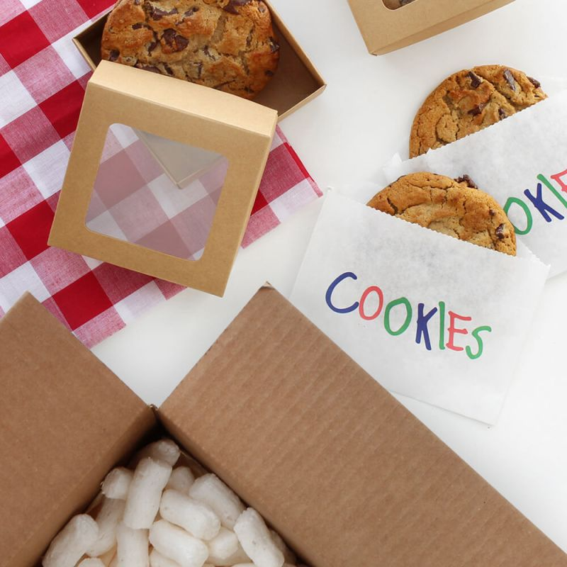 shipping cookies
