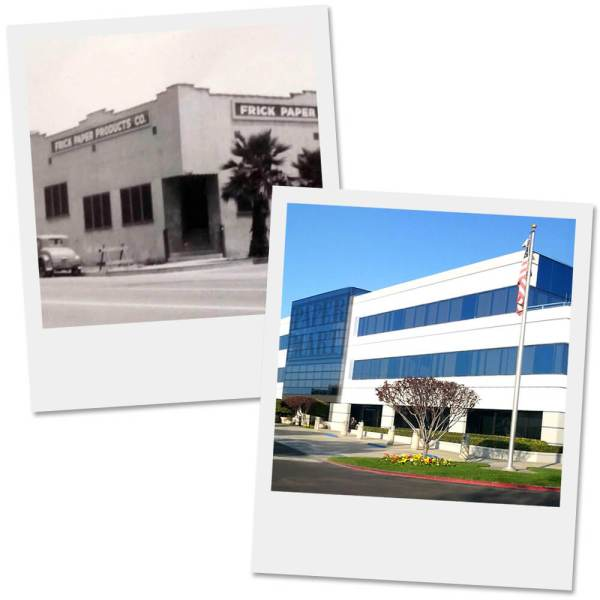 The Paper Mart Offices